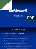 Faal Sensorik