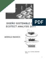 Guia Curso de Ecotect Analysis 2011