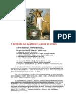 A DEVOÇÃO AO SANTÍSSIMO NOME DE JESUS