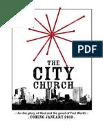 City - Prospectus 06-01-2009