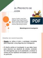 Diseño del Proyecto de Investigación