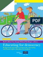 Educating Democracy En