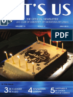 ItsUs July 2013 Issue