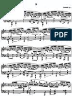 Rachmaninoff Etude-Tableau Op.39 No.5