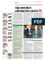 Thesun 2009-07-01 Page14 Foreign Ownership in Stockbroking Firms Raised to 70pct