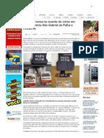 SiteBarra » Situação tensa no mundo do crime em Nova Venécia São Gabriel da Palha e Pinheiros