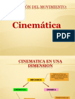 27174434 Cinematica en Dos Dimensiones