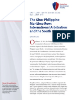 CNAS Bulletin Dutton TheSinoPhilippineMaritimeRow 0