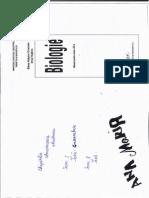Biologie cl. a-11 a