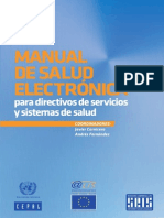 Manual de Salud Electronica