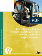 Tms Conduct Engins Chantier