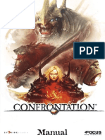 Confrontation PC Manual Int
