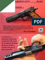 Desarme Pardini Gt-9 ..........Paso a Paso ( Incluye Fotos )