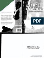 Detras de la risa, por Carlos Guía