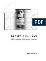 Configuration Manual Lantek Expert Cut