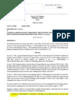 Bankard vs NLRC G.R. No. 171664