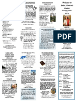 St. Monica's 2013-14 Brochure