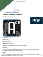 05-Arduino – Funções Predefinidas « Kemper.com