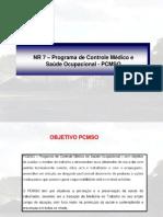 NR 7 PCMSO