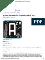 04-Arduino – Programação ( Atualizado em 14 de set. ) « Kemper.com