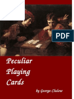 Peculiar Playing Cards