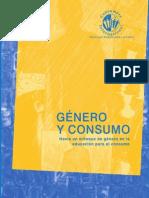 GÉNERO Y CONSUMO Hacia un enfoque de género en la educación para el consumo