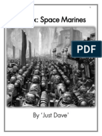 Space Marine Codex - V.2