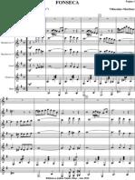 Fonseca.orquesta e Instrumentos.solfeo y Cifra