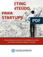 Marketing de Conteudo Startups