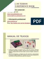 Manual de Tejidos