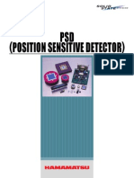 Position Sensitive Device