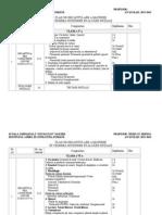 Planuri de Recapitulare Gimnaziu 5-7