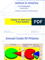 Corrections in America - State and Local Prison Systems