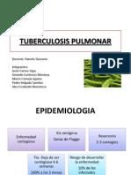 Patologia de la tubeculosis