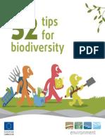 52 Tips for Biodiversity [KH3210600ENC_002]