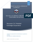 c.k. Prahalad Estrategia Corporativa Horacio Marlon Falcon