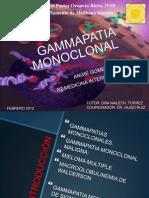 Gammapatia Monoclonal
