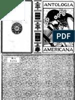 ANONYMOUS. Antologia Americana