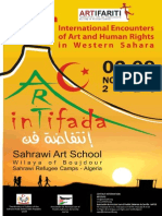 ARTIFARITI 2013 English Programm P