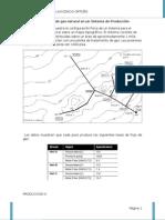 Transporte de gas natural en un Sistema de Producción