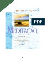 Um guia facil de meditação - Roy Eugene Davis