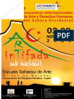 ARTIFARITI 2013 Programa Oficial p