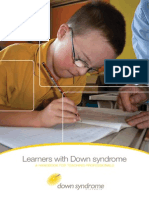 Learners With Down Syndrome