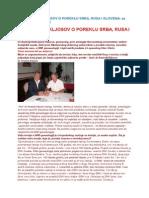 Dr Anatolij Kljosov o Poreklu Srba