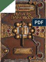 Players Handbook 3.5