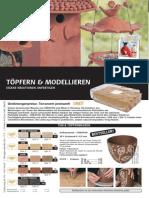 Toepfern Und Modellieren