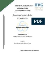 Reporte de Lectura de las Exposiciones.docx