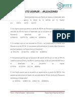 MP - Semana 18 - Sesion 2 - Efecto Doopler - Aplicaciones - Ejercicios