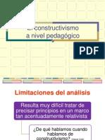 Constructivismo y Retos Educativos