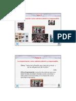 Tema 3 La Organizacion Como Sistema Abierto y Responsable